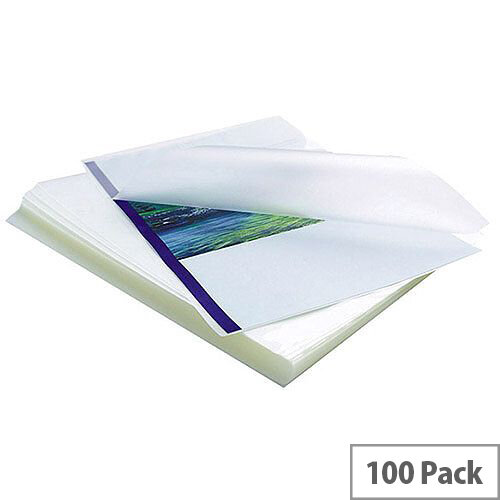 Fellowes Apex Laminating Pouch A3 Medium Duty Clear Pack of 100