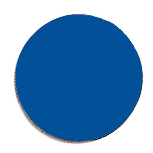Franken Magnetic Blue Circle Symbols Pack of 50 M861 03