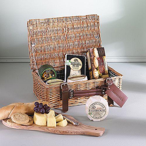 Gift Hamper Of Irish Cheeses