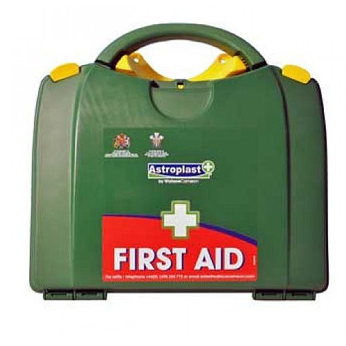 Astroplast Green Box HSA 1-10 Person First Aid Kit