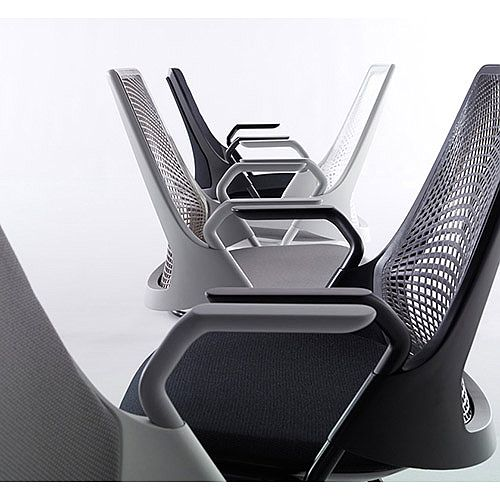 Herman Miller Sayl Side Chairs
