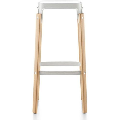 Herman Miller Steelwood Stool