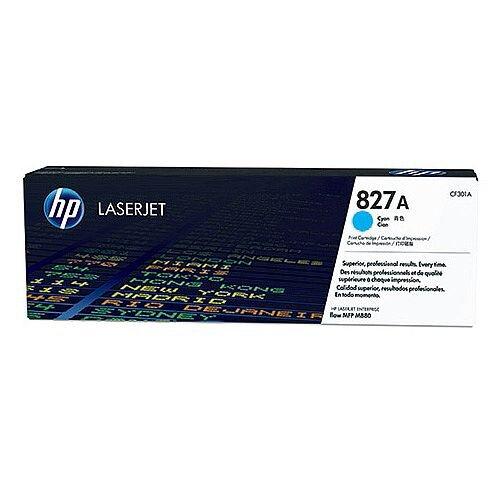 HP 827A Laserjet Toner Cartridge (CF301A) Cyan HPCF301A