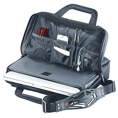 Falcon i-stay Laptop Bag Black IS0102