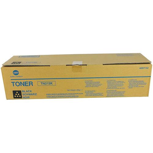 Konica Minolta Bizhub C203/253 Toner Cartridge Black TN213K