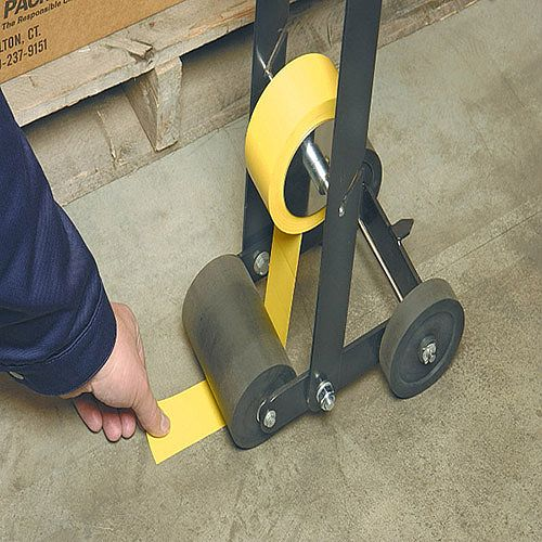 Line Marking Tape Applicator Black 310241