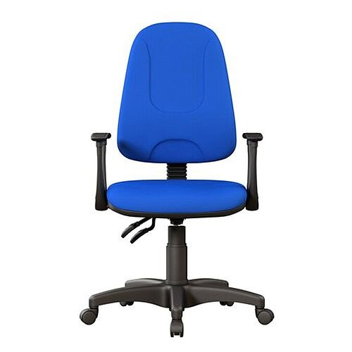 OA Series High Back Operator Office Chair - Blue