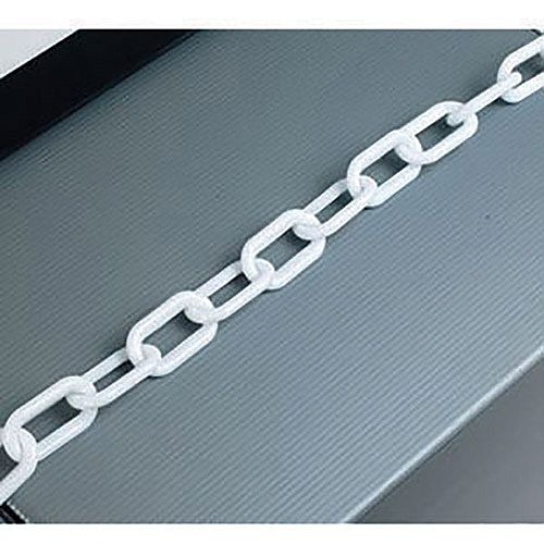 Plastic Chain 8mm White 360077