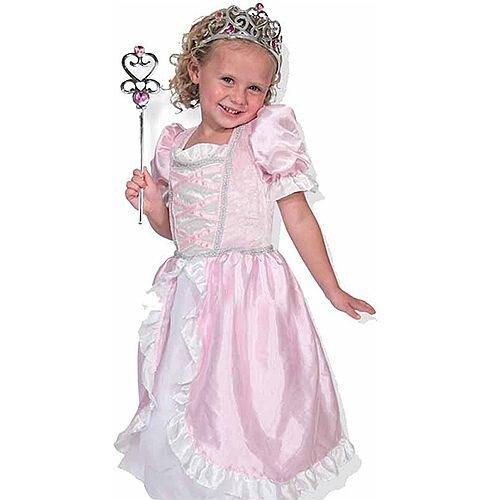 Princess Kids Costume 3-6 Years