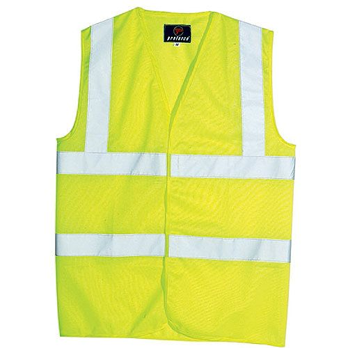Proforce High Visibility Yellow Vest Class 2 Large HV08YL-L