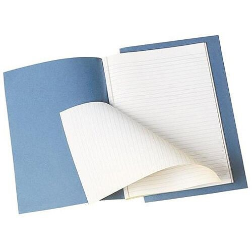 Q-Connect Counsels Notebook 13x8 inches Ruled Feint Pack of 10