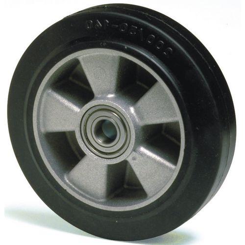 Steering Wheels - Pallet Truck Capacity 350kg Bore 25mm Wheel Diameter 180mm