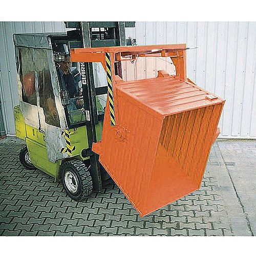 Stacking Tippers Orange 2000kg Capacity SY311929
