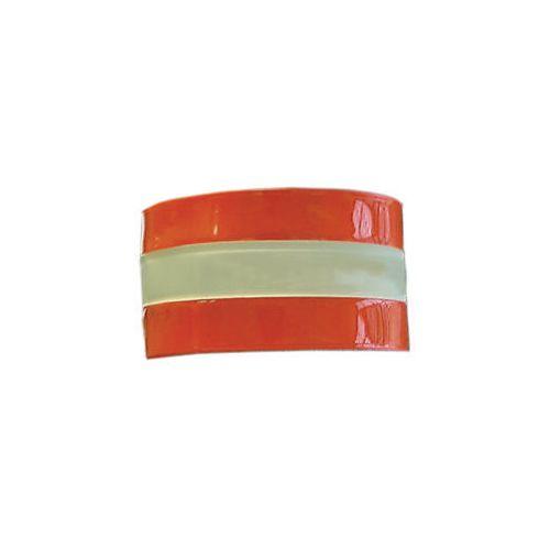 High Visibility Armband Plain Red