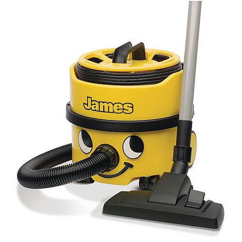 James Vacuum Cleaner 1200 Watt Capacity 8L