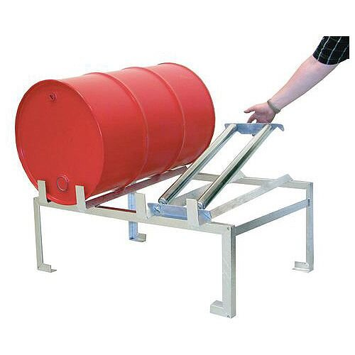 Accessories For Sump Pallet Clip On Rotation Support For 200L