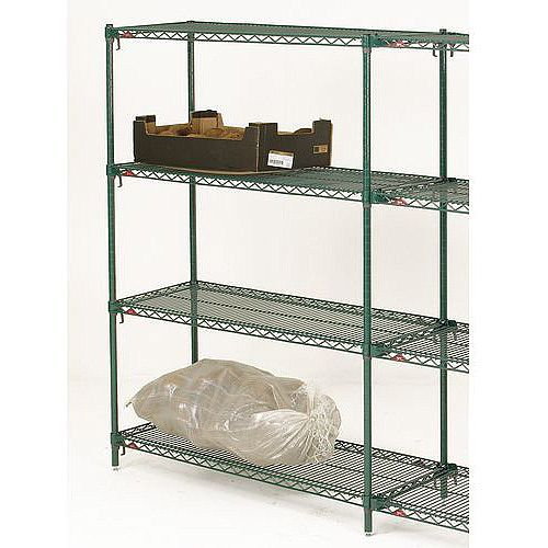 Super Adjustable Metroseal 3 Shelving 457mm Deep HxWxDmm 1590x1067x457