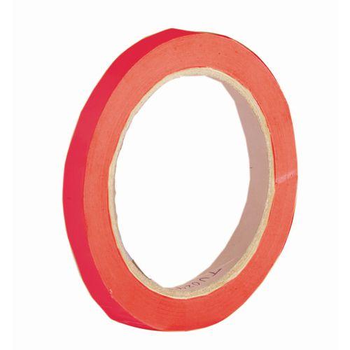 Vinyl Tape Bulk Pack 9mm Red Pack of 192