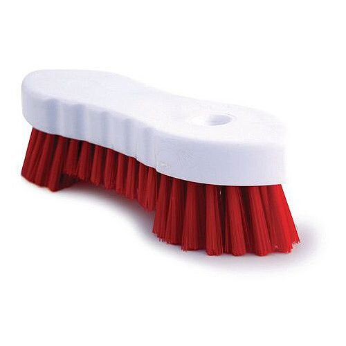 Scrub Brush Red Pack of 5