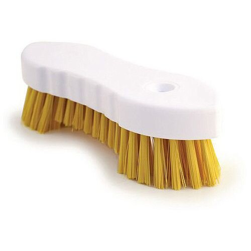 Scrub Brush Yellow Pack of 5