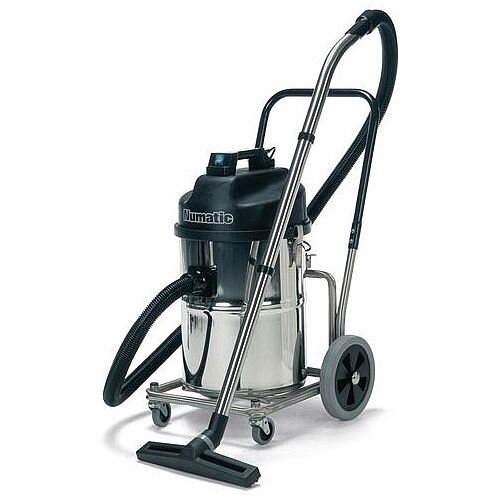 Industrial Stainless Steel Wet &Dry Vacuum Cleaner 110V