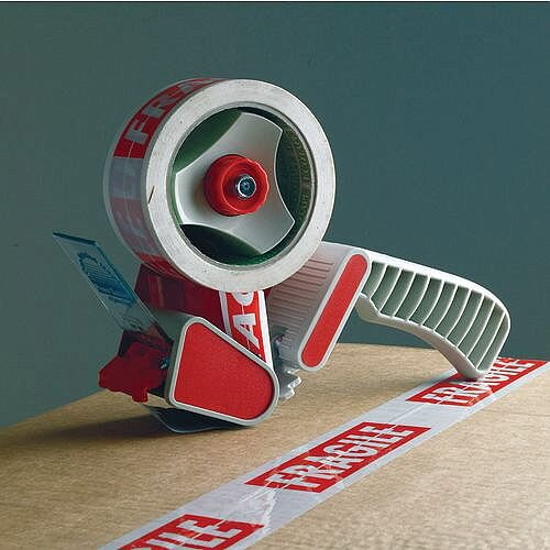 Standard Dispenser With Safety Guard &Brake For Tape up to 50mm Wide Pack of 10