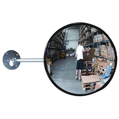 Indoors &Outdoors Mirror Dia 500mm 7-9 Viewing Distance