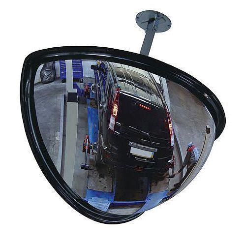 180 Indoor &Outdoor Viewing Mirror Dia 620mm 9-15 Viewing Distance