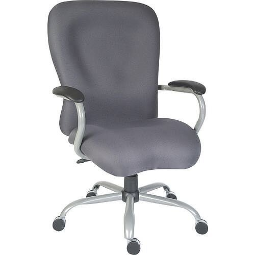 Titan 24 Hour Extra Large Heavy Duty Office Chair Charcoal