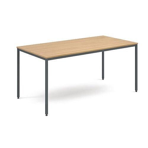 General Purpose Table Oak Rectangular Oak1600X800X725mm