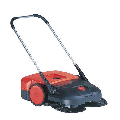 Manual Pedestrian Sweeper Capacity 50L