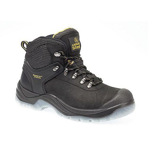Hiker Style Safety Boots Size 6