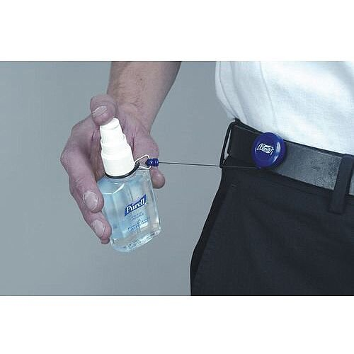Belt Clip For Personal Issue Bottle