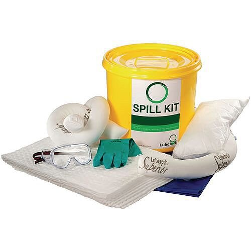 30L Small Poly Drum Spill Kit Chemical