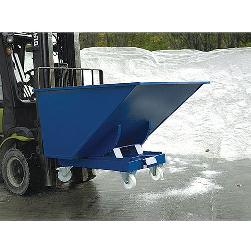 Universal Tipping Skip Volume 300 Litres Blue SY382517