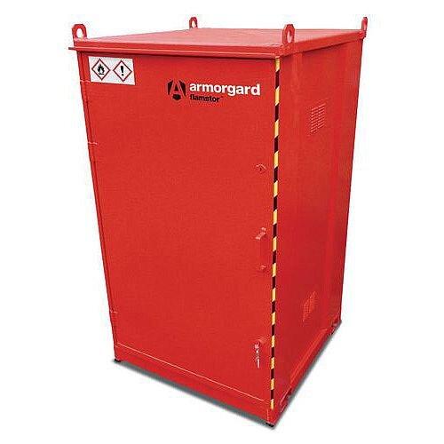 Walk In Hazardous Storage Container WXD 1200x1200x1200mm 230KG