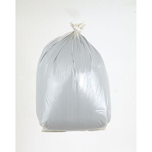Waste Sacks Medium Duty White 90L Pack of 200
