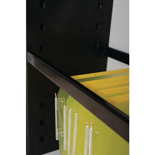 Easy Office Cupboard Filing Bars