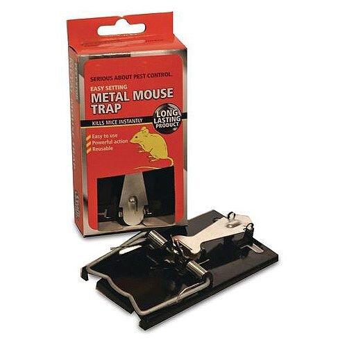 Easy Set Metal Trap Mouse