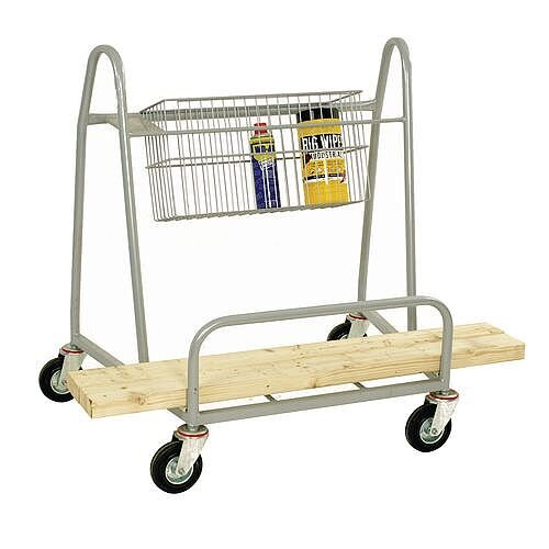 Panel Trolley Capacity 229kg HxWxD 920x655x870mm
