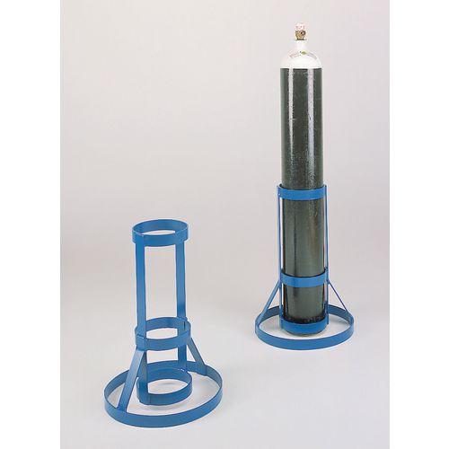 Open Frame Cylinder Stand Cylinder Diameter 100mm