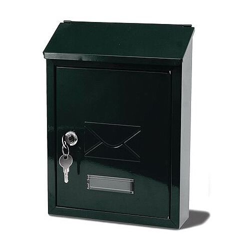 Basic Post Box Black