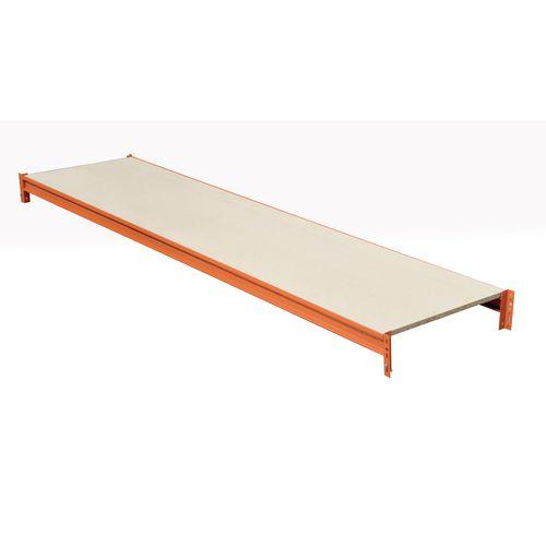 Shelf for Heavy Duty Wide Span Shelving WxD 2400x1200mm