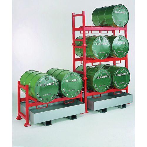 Stackable Drum Rack
