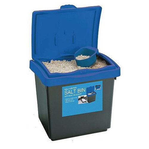 Economy Salt And Grit Bin 30L