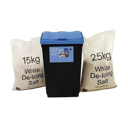 47L Economy Salt And Grit Bin Kit