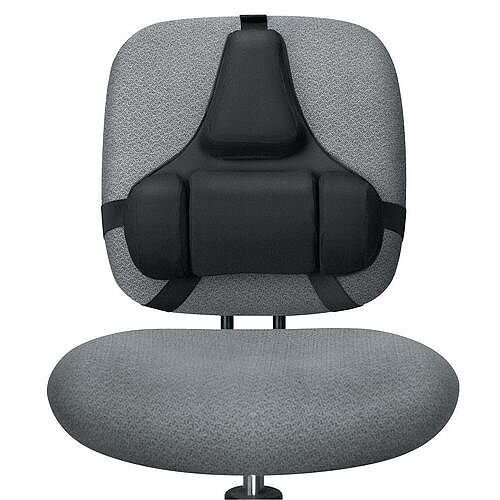 Fellowes Ultimate Back Support Black