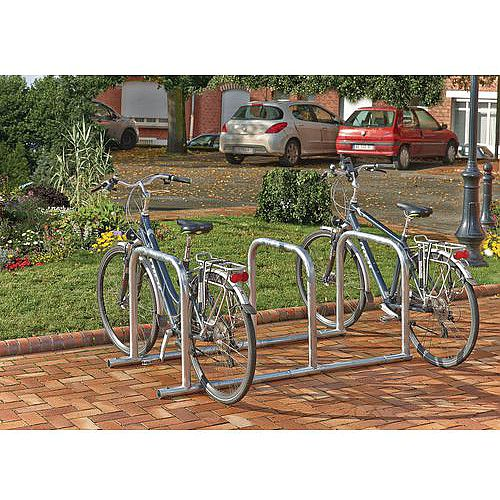 Toast Style Cycle Rack 6 Bike Capacity