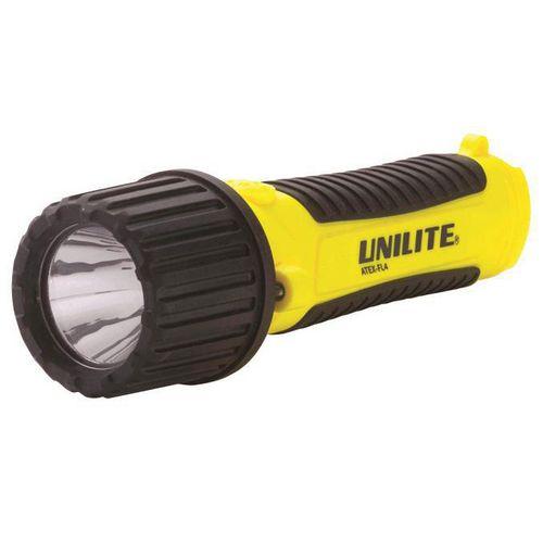 Uni-Lite Zone 0 Intrinsically Safe Torch 4 x AA Batteries