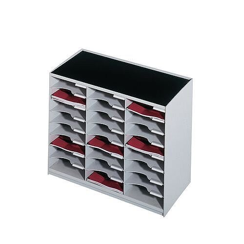 24 Compartment Module Grey &Charcoal